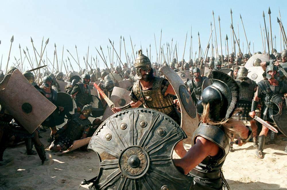 Troya ile ilgili filmler