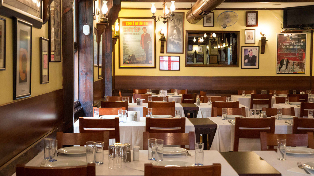 Beyoğlunun Geleneksel Restoranları