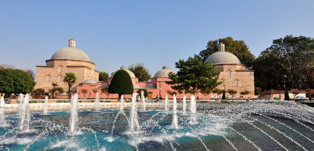 İstanbulda Tarihi Türk Hamamları