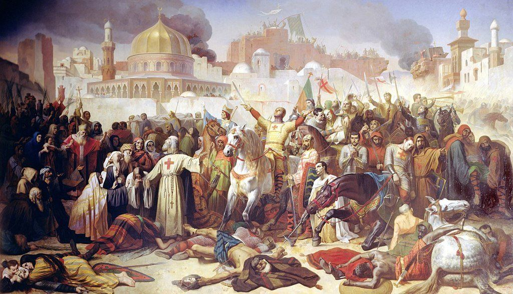 Haçlı Seferleri Nedenleri