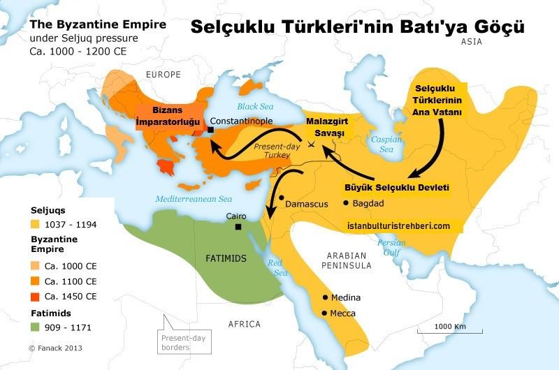Malazgirt Savaşı Hakkında Bilgi