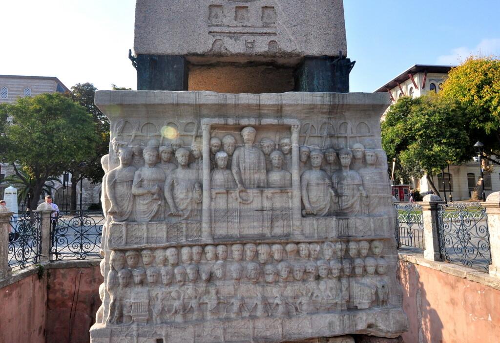 Theodosius Sütunu Kaidesi