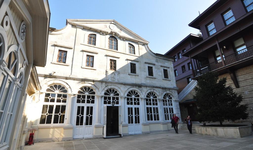 Fener Rum Patrikhanesi, Balat, İstanbul