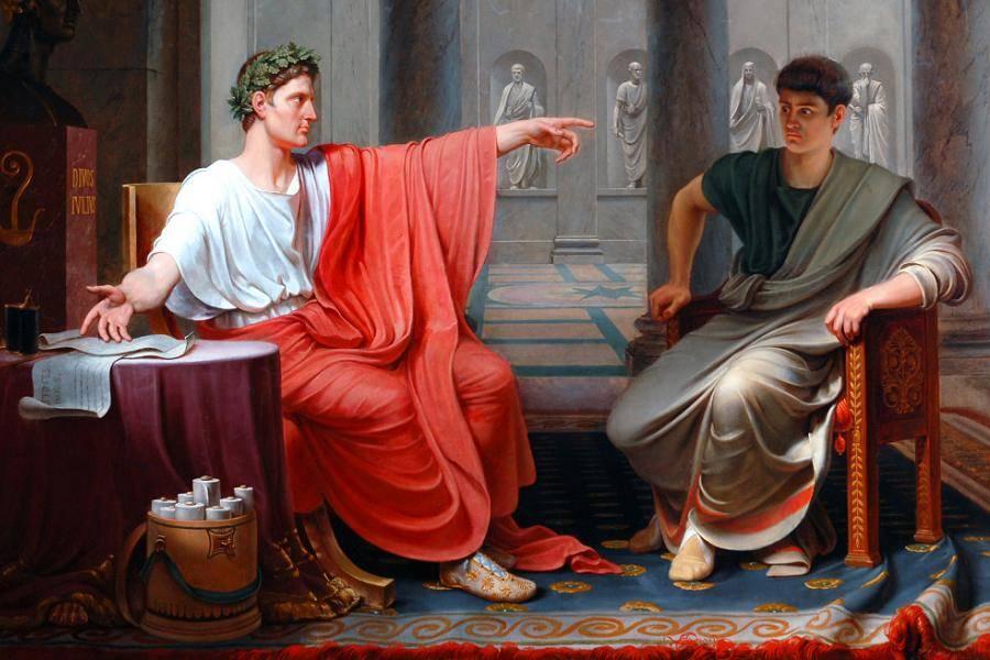 İmparator Augustus Caesar Kimdir