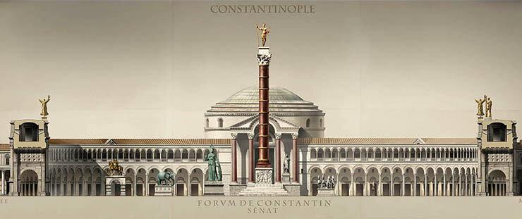 Constantinus Forumu