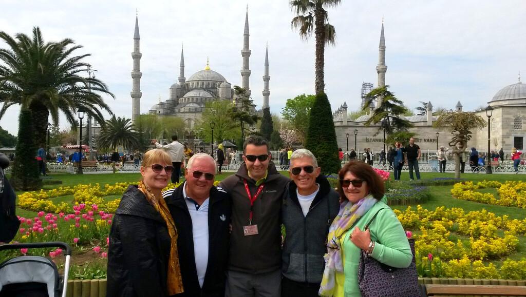İstanbul Turist Rehberi Serhat Engül
