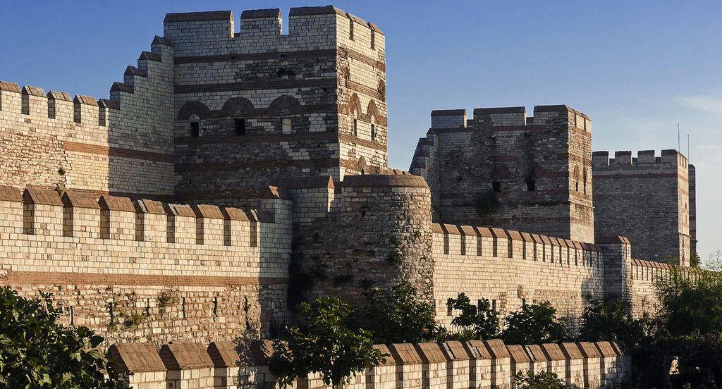 Konstantinopolis Surları