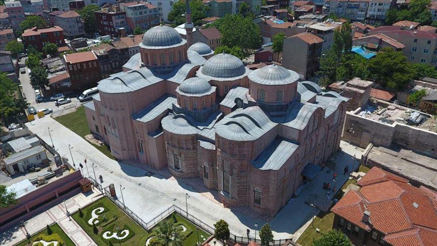 Istanbul Zeyrek Camii
