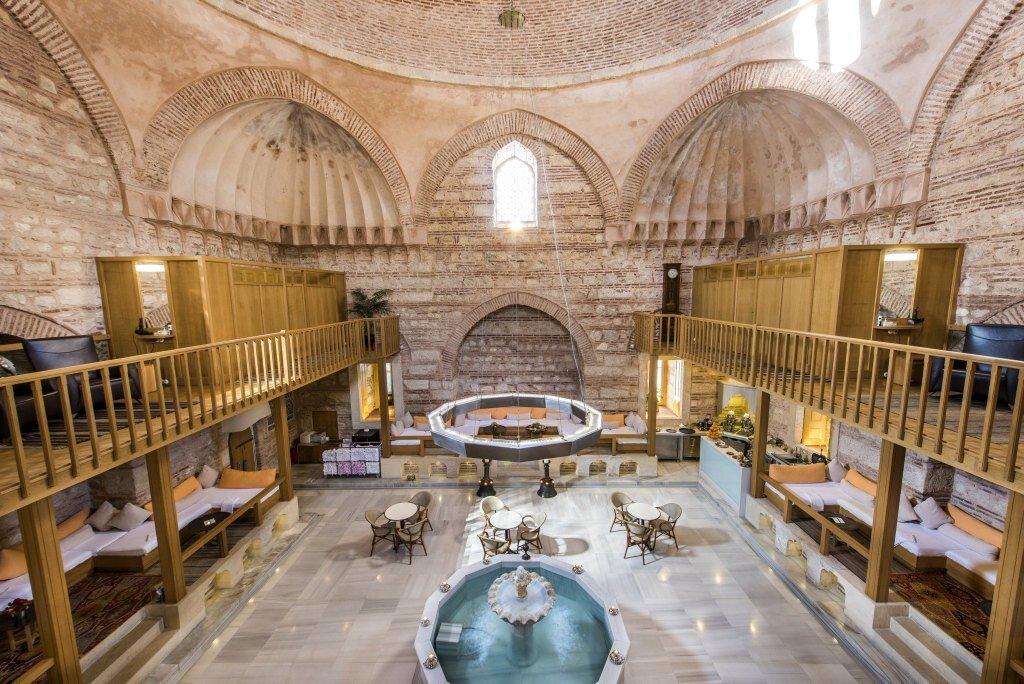 İstanbulun Tarihi Hamamları