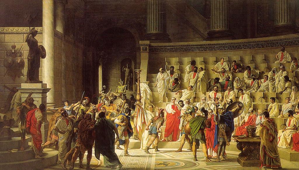 Roma Senatosu