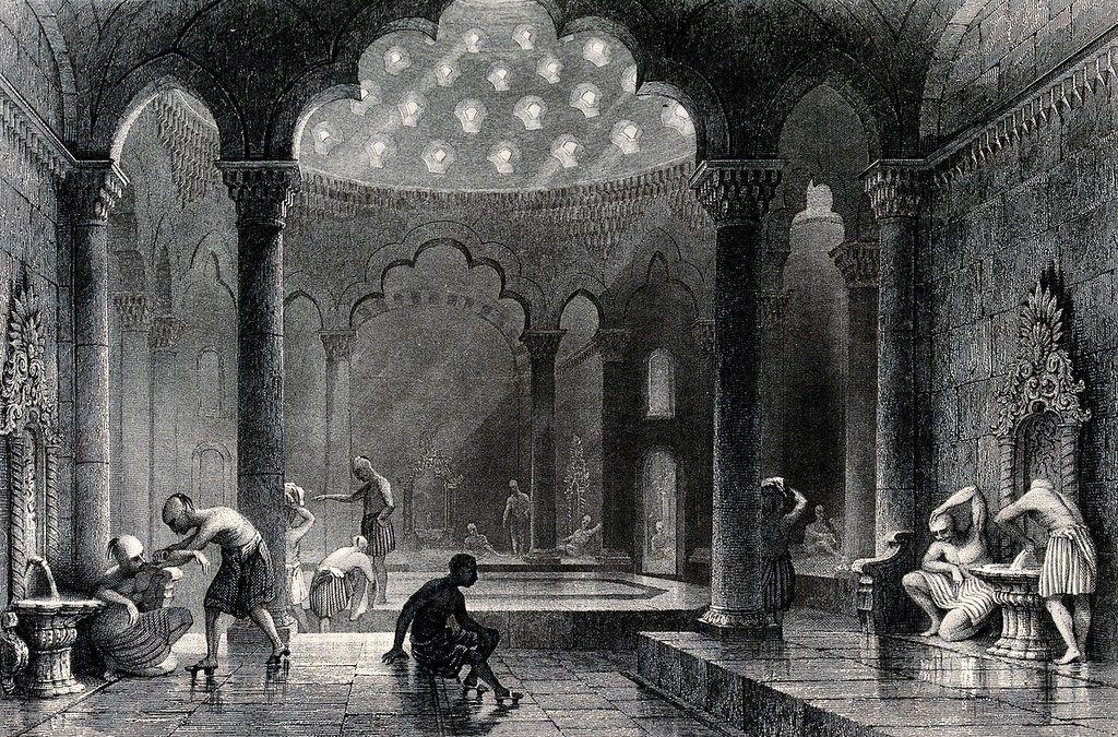 Eski İstanbul Hamamları