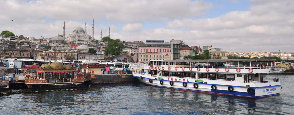 İstanbul'da Boğaz Turu Nereden Yapılır?