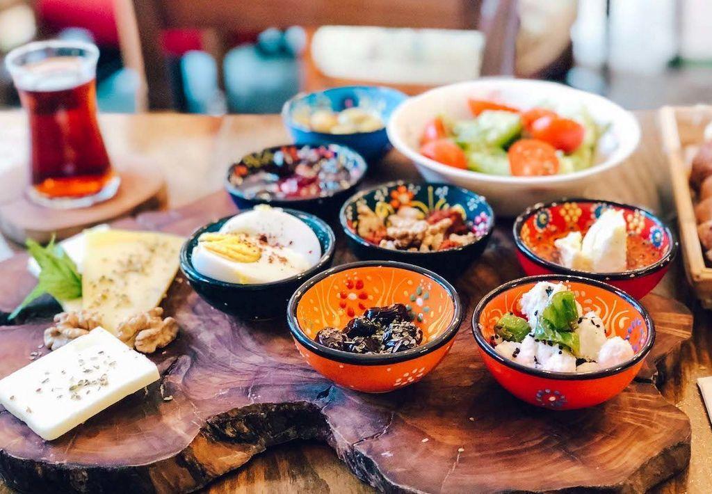 istanbul kahvaltı mekanları