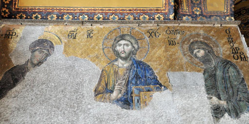 Bizansta İkona Kırıcılık
