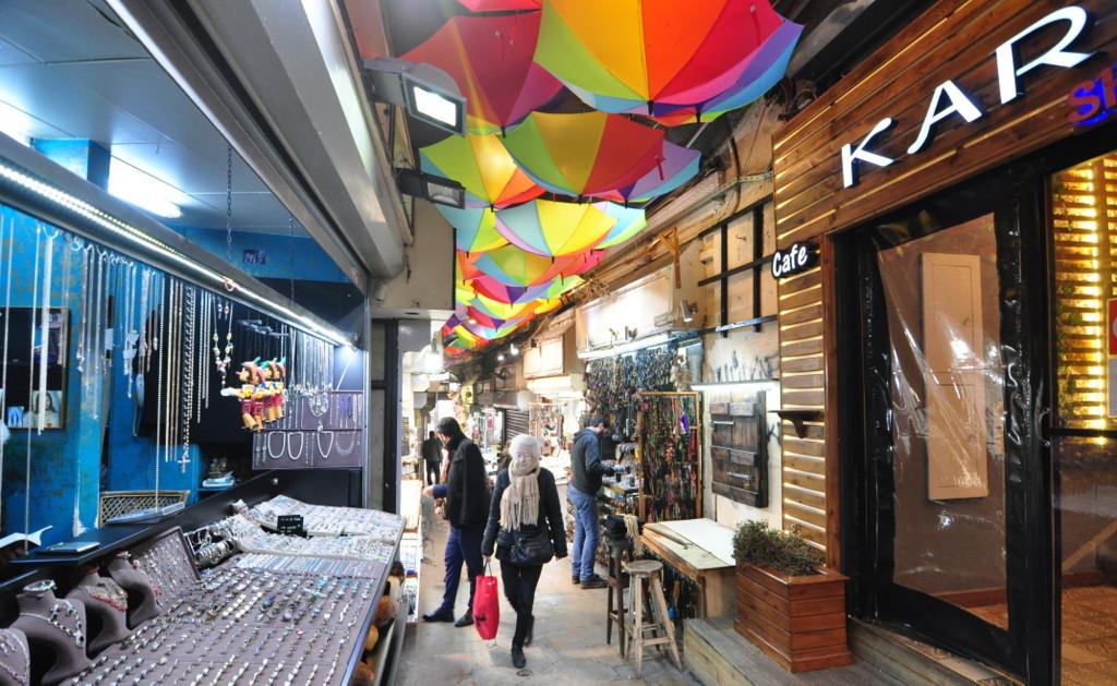 Beyoğlu (Taksim) Alışveriş Yapılacak Yerler