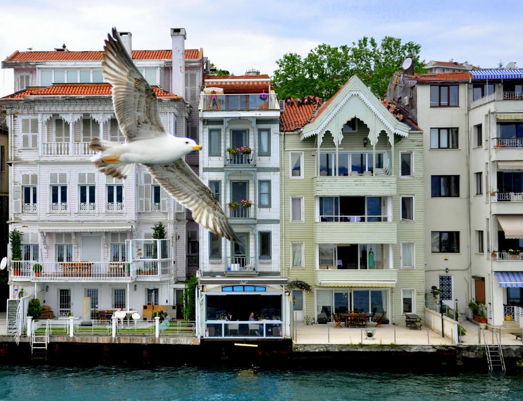 İstanbul'un Boğaz Manzaralı Otelleri
