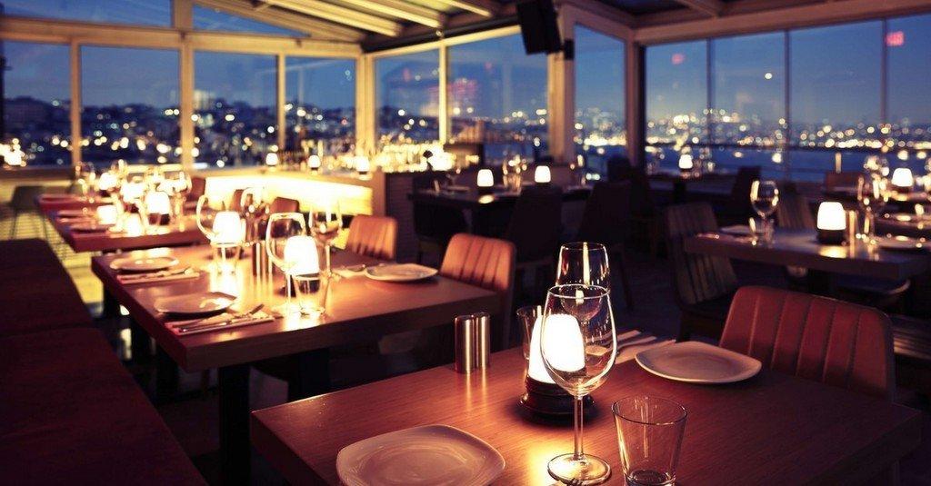istanbul manzarali restoranlar