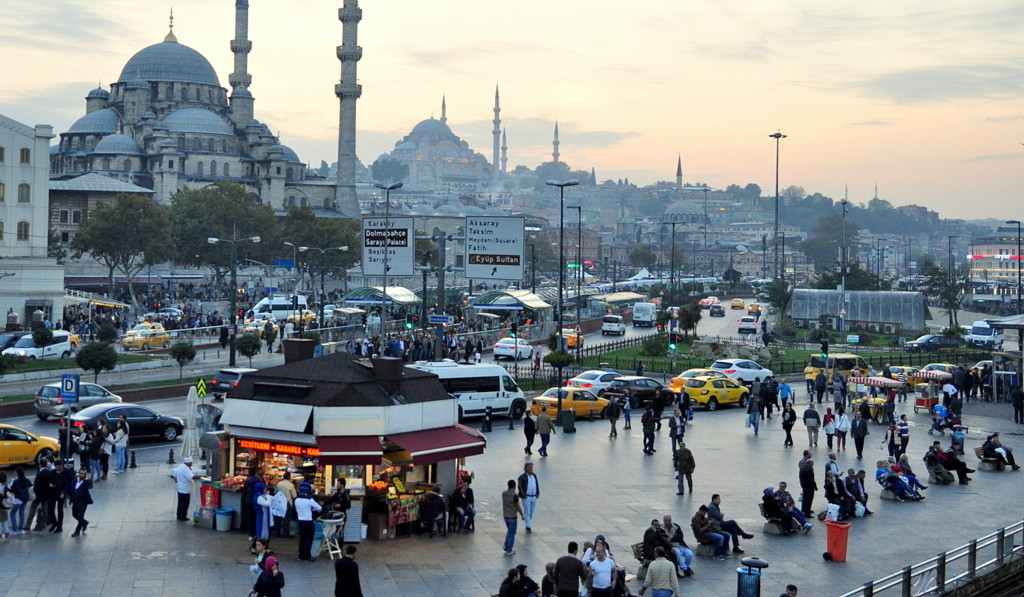 İstanbulun En İyi Sokak Yemekleri