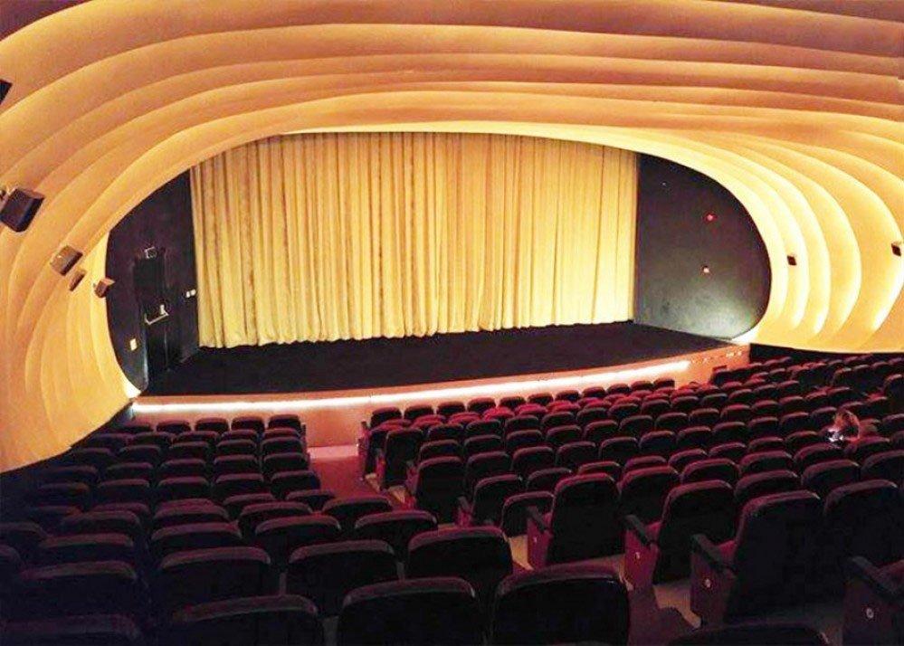 İstanbul Anadolu Yakası sinema salonlari