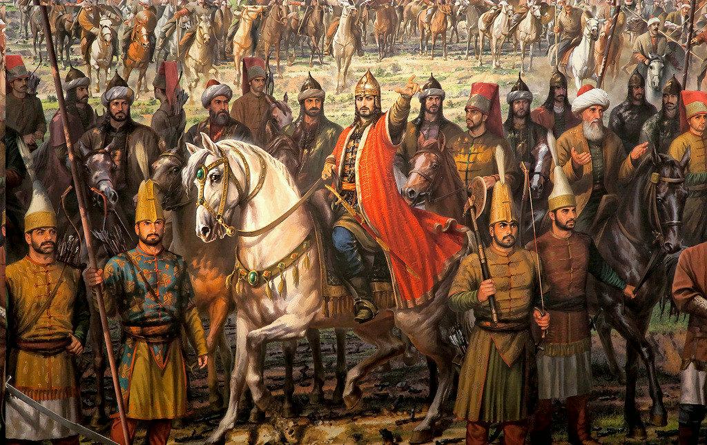 Osmanlı İmparatorluğu Kısa Tarihi