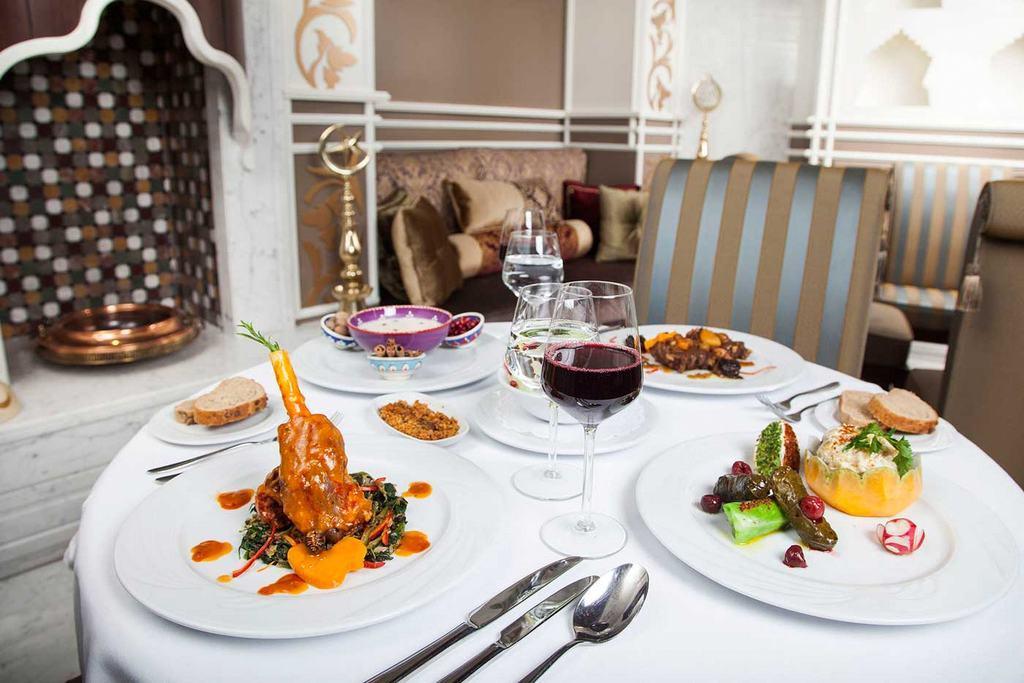 Sultanahmette iftar için restaurant önerisi