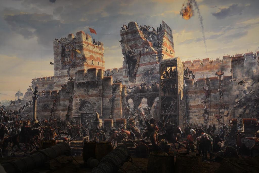 Panorama 1453 Müzesi Hakkında Bilgi