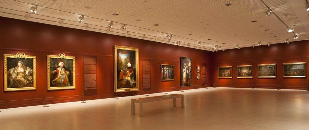 Pera Müzesi Eserleri