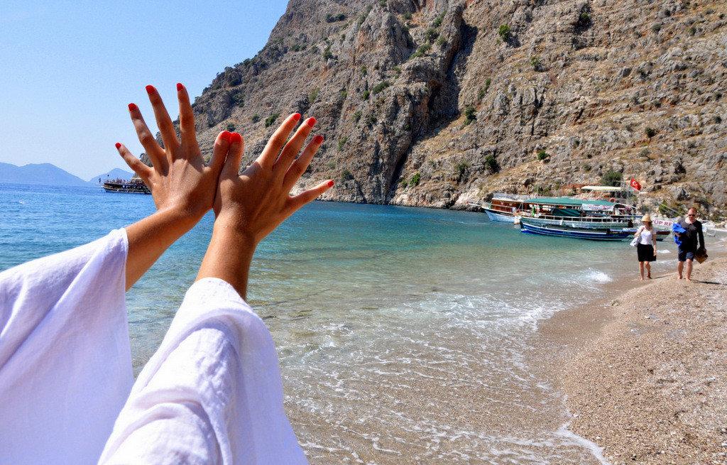 Türkiyenin En Güzel Plajları