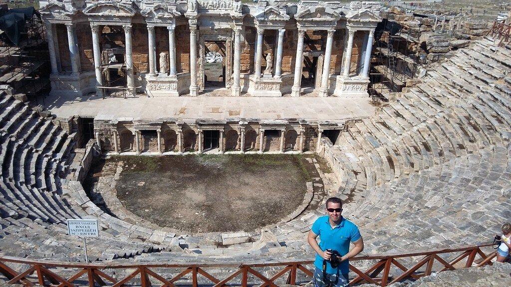 Pamukkale Antik Tiyatro