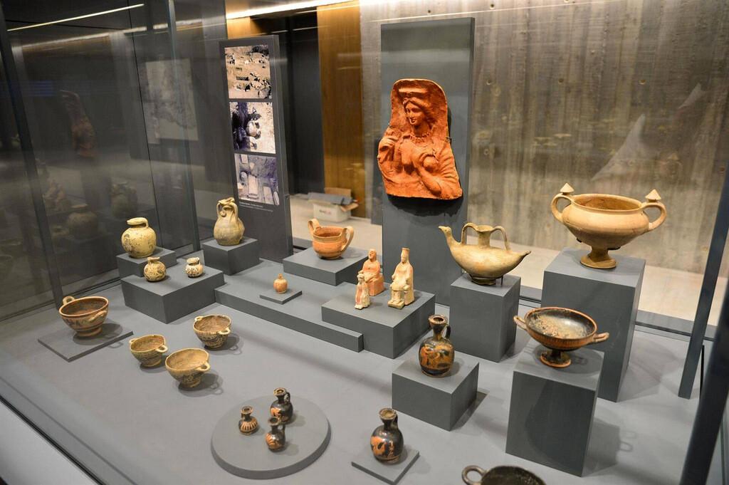Troya Antik Kenti Müzesi