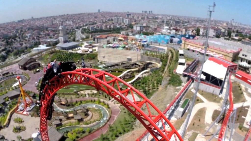 İsfanbul Vialand Tema Park