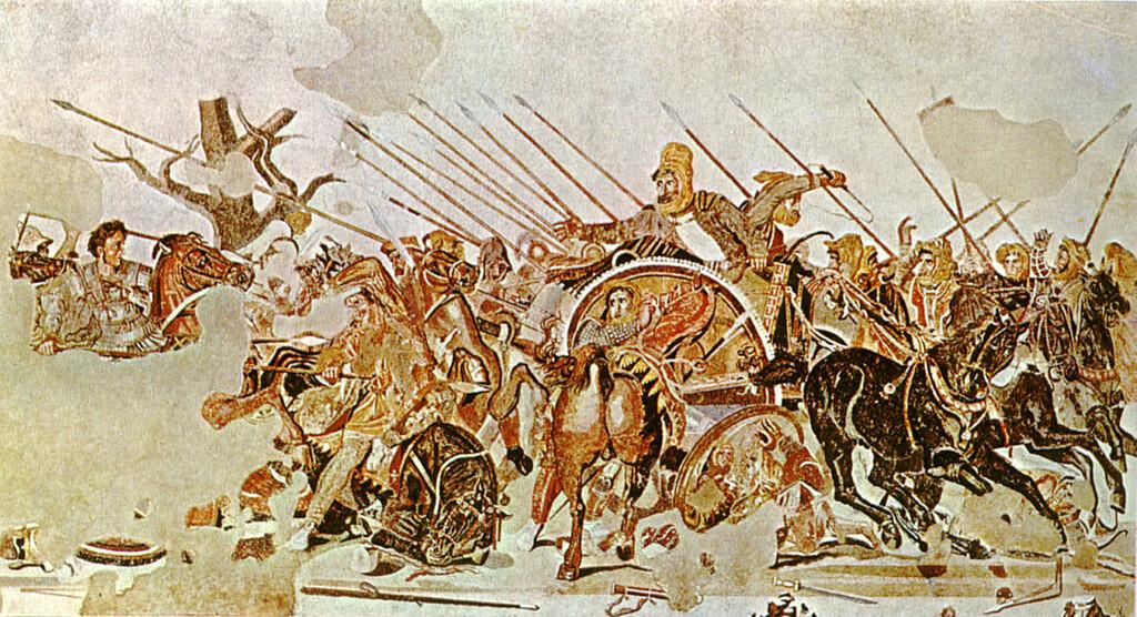 Büyük İskender Savaşları