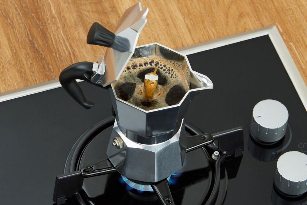 Moka Pot ile Evde Kahve Yapmak